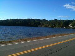 ニューハンプシャー州 湖水地方 ー ウォルフボロ