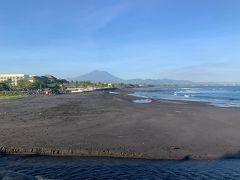 最近のバリ島の景色