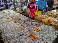 アンシラー海鮮市場 【チョンブリー】