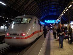 2006年10月 第85回凱旋門賞(ディープインパクト出走)とドイツ ケルン・フランクフルト鉄道の旅 (後編)