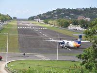 2010年 カリブ海の島国をめぐる-N(セントルシア編)