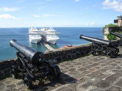 2010年 カリブ海の島国をめぐる-Q(グレナダ編)