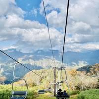 「日本一早い紅葉」に惹かれ層雲峡へ 神々の遊ぶ庭 黒岳ロープウェイ 朝陽リゾートホテル イルミネート