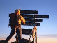 2003年 エチオピアとキリマンジャロ登山-B(タンザニア編)/キリマンジャロ(5895m)登山