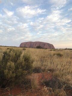 2018.9 オーストラリア part 3 ウルル(エアーズロック)登山