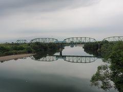 2020.10 鉄分補給で樽見鉄道!(10)番外編・曇天の中カメラ片手に揖斐川橋梁へ行ってみた。