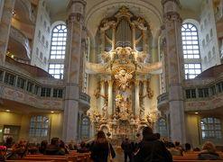 ドイツの魅力13日間旅行記⑯ドレスデンの観光とゼンパーオーパーで観劇を