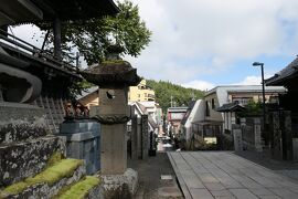 秋の別所温泉松茸の旅♪ Vol.12 ☆北向観音堂:朝の優雅な散歩♪