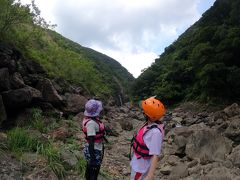 初!奄美大島上陸 4  旅のメイン!カヌー&美しきタンギョの滝♪【後編】