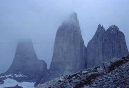 2004年 パタゴニアとイースター島-A(チリ編)/パイネ国立公園