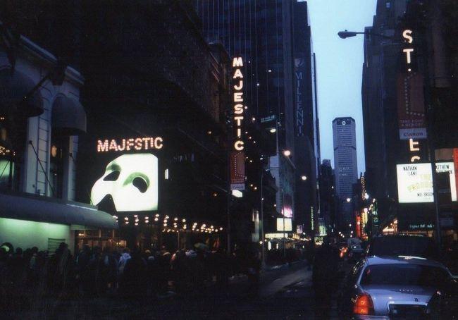 2004年 パタゴニアとイースター島-D(アメリカ編)/ニューヨーク経由帰国の途へ