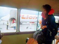 ネパール・カトマンドゥ  ~  2019 年  7月の  トリヴバン空港 ご様子 改訂版