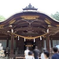 〈山梨に家族旅行〉武田神社と郷土料理おざら、石和常磐ホテル