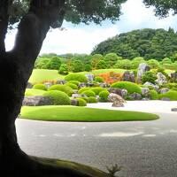 シニア夫婦温泉旅 星野リゾート界出雲に泊まる② 足立美術館
