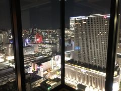 2020 2th インターコンチネンタルホテル大阪 ステイ
