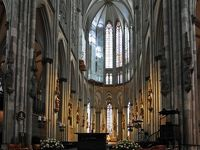 ドイツの魅力13日間旅行記①・出国、ケルンそしてブリュールの観光