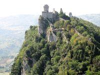 イタリア周遊とオーストリア・スイス+アルバニア・マケドニアの旅日記 46/53 イタリア編  バーリ ⇒ サンマリノ