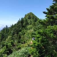 四阿山登山~万座温泉でのんびり