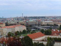 チェコ③プラハ(王宮周辺へ)