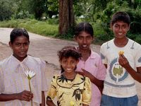 1997年~1998年 ユーラシア大陸横断-D(スリランカ編)