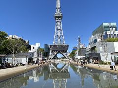 新しくなった名古屋のテレビ塔に行ってみました☆彡初ゴートゥーイートは『エロイーズカフェ』です