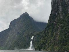 ハネムーン*NZ北島&南島9泊11日*④南島クイーンズタウン/雨のミルフォード・サウンド