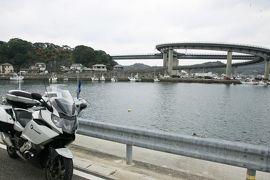 【BikeJINラリー2020】1-1、熊本・天草の牛深港への正月ツーリングと島原フェリー