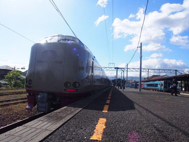 鉄道、フェリーで巡る旅