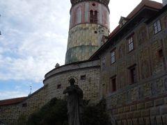 チェコ④チェスキー クルムロフ街歩き