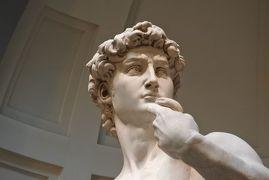 フィレンツェ芸術巡り①アカデミア美術館