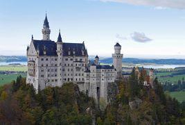 ドイツの魅力13日間旅行記⑥ノイシュバンシュタイン城の観光、そしてミュンヘンへ