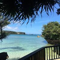 沖縄・恩納村「ANAインターコンチネンタル万座ビーチリゾート」を満喫。