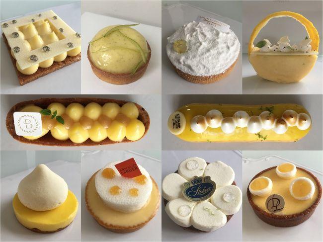 むかし砂糖は高価で、その砂糖を多く使った甘い甘いケーキこそが高級品とされていました。<br />ただし今はその砂糖は安価な調味料となり、虫歯や肥満の原因のひとつとなりかねないとして悪役扱いされることも。<br />甘さ控えめが好まれているのは、パリでも同じ。<br /><br />甘さだけでスイーツの美味しさを演出する時代は終わり、いまや甘さは控え目に、どのようにして味覚の高揚を引き出すかでパティシエが腕を競うようになっています。<br /><br />甘味と同等またはそれ以上に味覚に快楽を与えるのが、酸味。<br />フルーツに含まれる糖分と心地よい酸味を上手に融合させれば、ほっぺたが落ちそうになるような錯覚を起こすことができます。<br /><br />ケーキ屋の超激戦都市パリで、大好物のシトラス系ケーキ(レモンタルト、ライムタルト、レモンのエクレアなど)を食べ比べてみました。<br />満足度が高かった順に、勝手にランキング!<br /><br />1位 シリル・リニャック CYRIL LIGNAC<br />2位 ヤン・クヴルール YANN COUVREUR<br />3位 ボリス・リュメ BORIS LUME<br />4位 フィリップ・コンティチーニ PHILIPPE CONTITINI<br />5位 マンダリン・オリエンタル(アドリアン・ボゾロ) MANDARIN ORIENTAL(ADRIEN BOZZOLO)<br />6位 クリストフ・ミシャラック CHRISTOPEH MICHALAK<br />7位 アルノ・ラエール ARNAUD LARHER<br />8位 ストレー(ジェフリー・カーニュ) STOHRER(JEFFREY CAGNES)<br />9位 クリストフ・アダム CHRISTOPHE ADAM<br />10位 ローラン・デュシェーヌ LAURENT DUCHENE<br />