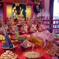 長崎2度目のランタン祭りとハウステンボス、フルーツバス停巡り。長崎ランタン祭り編②