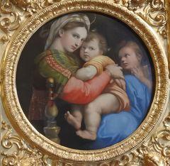 フィレンツェ芸術巡り④ピッティ宮殿(後編)