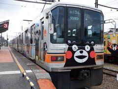 M OCT 2020  GO TO・・・・・⑧熊本電鉄上熊本線