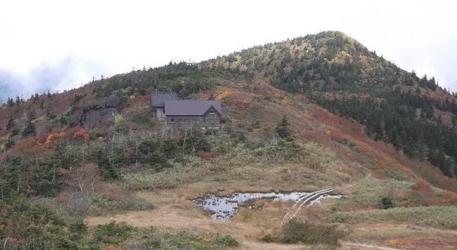秋の秋田旅2 森吉山など