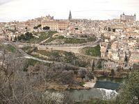 美食の街:バスク地方を巡るBARで「ほろ酔いグルメツアー」(マドリードから初トレド(1)/31年ぶりのスペイン)