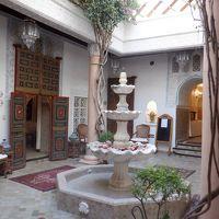 華やかなマジョレル庭園とバヒア宮殿・姫空間リヤドにお泊り☆モロッコ4~6日目