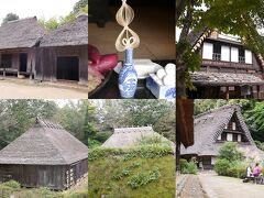 日本の原風景を求めて川崎市立日本民家園を訪ねる