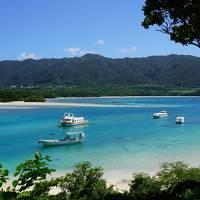 夏休最後の日。やっと晴れた!小浜島とレンタサイクルで川平湾へ