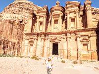 ヨルダン・イスラエルの旅 第11日目 終日ペトラ遺跡観光 ②