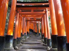 2020年3月 春なのに人の少ない京都観光 その2 伏見稲荷、東福寺、高台寺、清水寺
