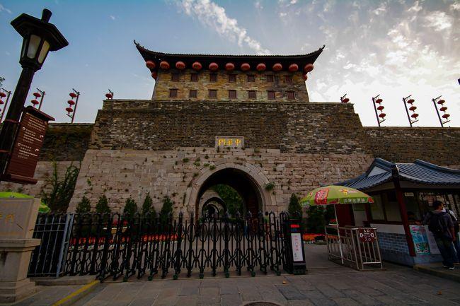 回顧録 若者と行く南京 Vol.3 日本軍が破壊した中華門へ