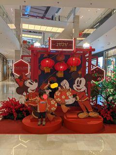 小学生、4歳、1歳子連れ 4泊5日 初マレーシア クアラルンプール③