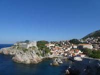 妹と行くクロアチアと周辺国の旅-6 (ドゥブロブニク)