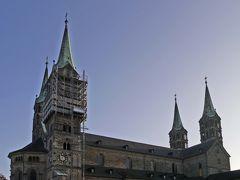 ドイツの魅力13日間旅行記⑫バンベルクの観光1、大聖堂を訪れて