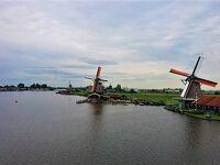 涼しきオランダ・ベルギーの夏(8) オランダの風車村 屋外博物館のザーンセ・スカンス