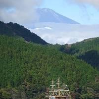 はじめての箱根 芦ノ湖周辺を散策