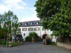 ドイツ2012年・麗しの5月:思い入れの古城ホテル ローテンブーフ城へ
